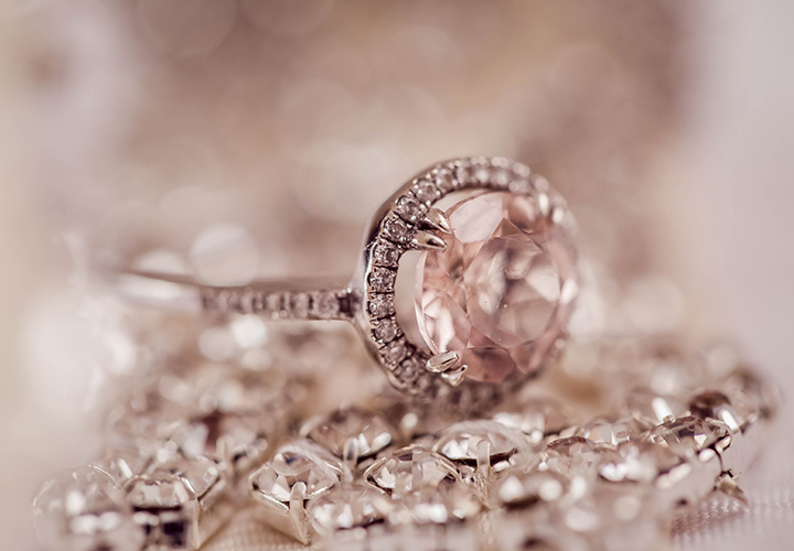 Diamond ring. Photo by Anne Edgar, Unsplash.