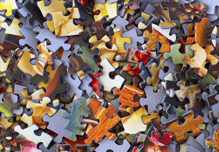 Puzzle pieces. Photo by Hans-Peter Gauster, Unsplash.