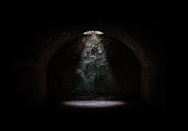 Tomb, Minorca, Spain. Photo by Jez Timms, Unsplash.